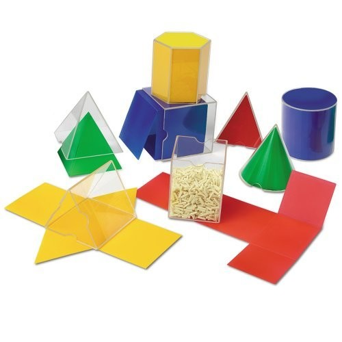 Learning Resources Folding Geometric Shapes