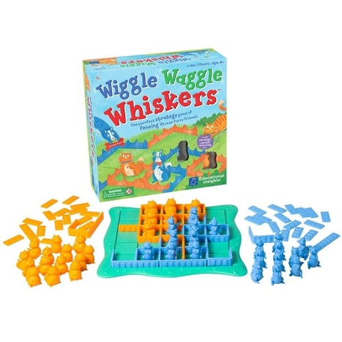 Learning Resources Games & Puzzles Wiggle Waggle Whiskers