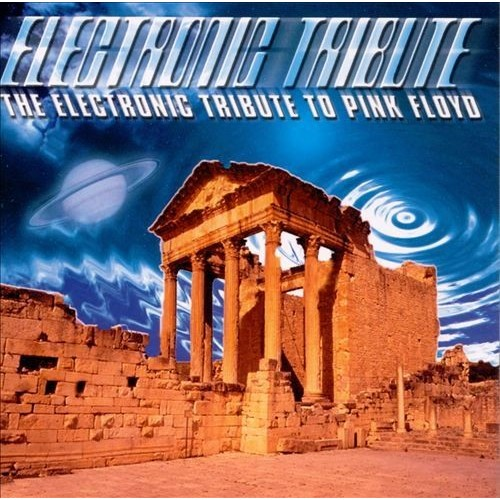 Electronic Tribute To Pink Flo CD (2000)