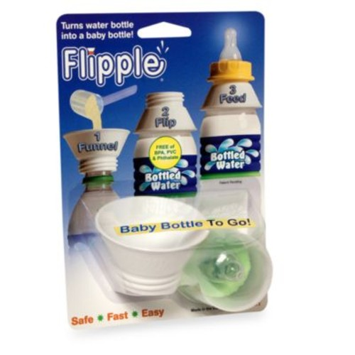 Baby Flipple Bottled Water Adapter