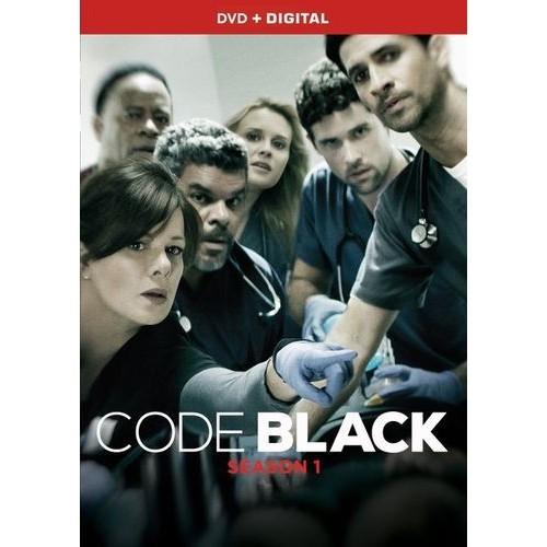 Code Black: Season One [5 Discs] [DVD]