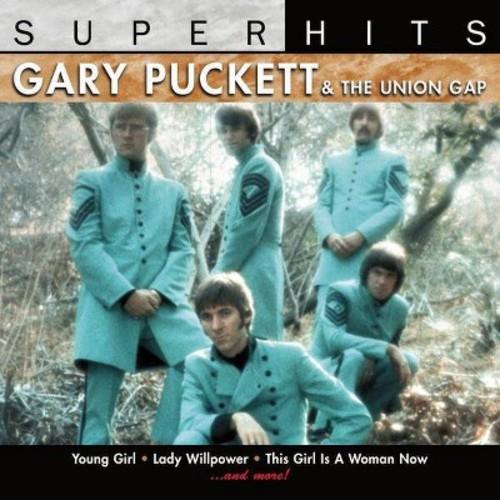 Gary & unio puckett - Super hits:Gary puckett & union gap (CD)