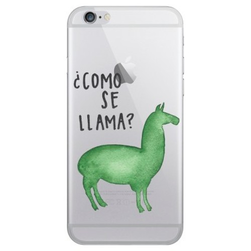 iPhone 6/6S/7/8 Case Hybrid Come Se Llama Clear - OTM Essentials