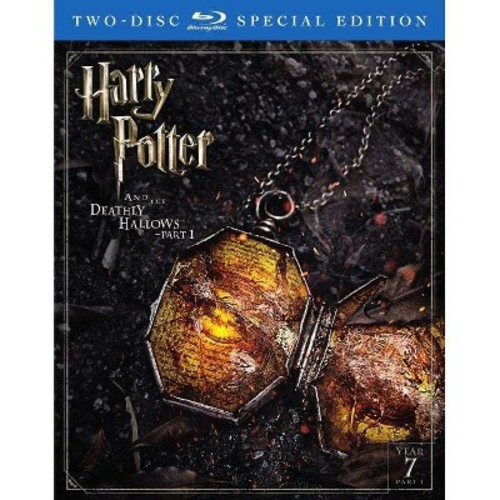 Harry Potter and the Deathly Hallows, Part I (2-Disc Special Edition) (Blu-ray)
