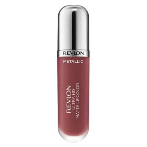 Revlon Ultra HD Metallic Matte Lip Color 705 Lip Shine - 0.2 fl oz