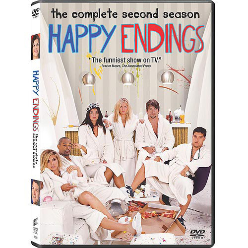 COLUMBIA TRISTAR HOME VIDEO Happy Endings: Season 2