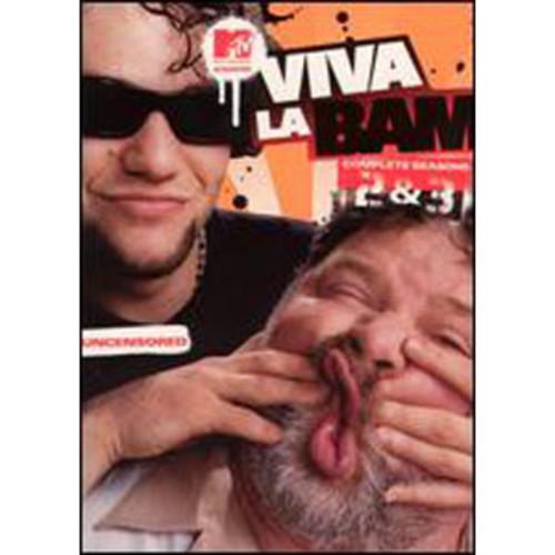 Viva la Bam: Complete Second and Third Seasons [3 Discs]