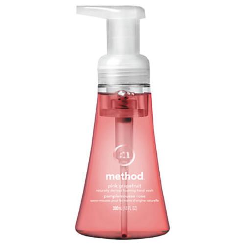 Method Foaming Hand Wash, Pink Grapefruit, 10 Oz