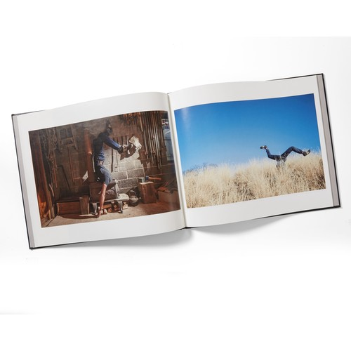 Going OSTRICH a table, entertainment book, with fun images to make you laugh.