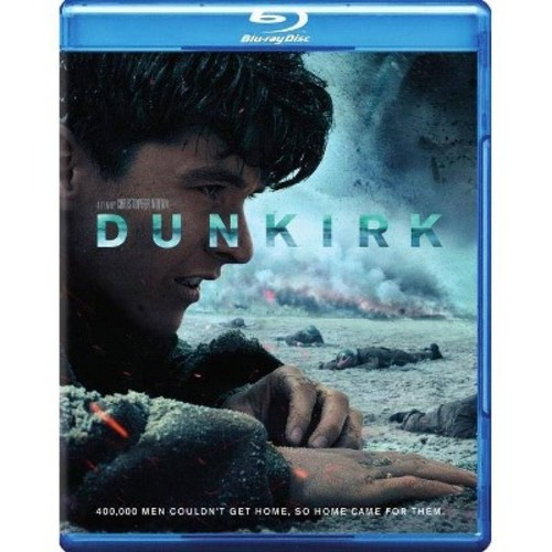 Dunkirk (Blu-Ray + DVD + Digital)