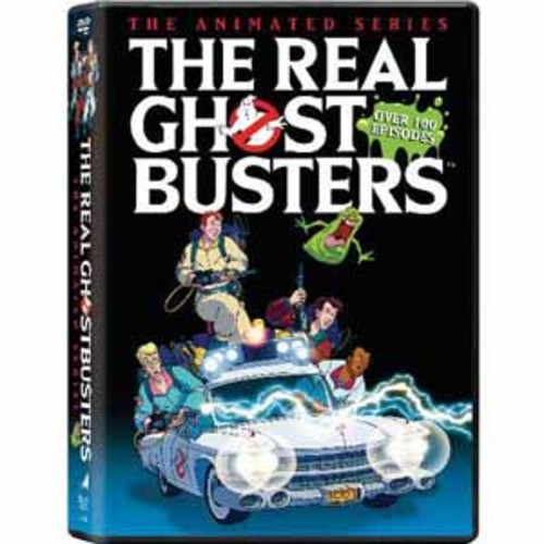 The Real Ghostbusters: Volume 1-10 [DVD]
