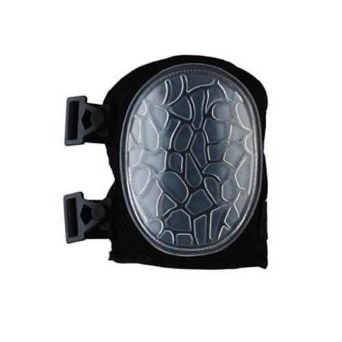 Ergodyne ProFlex Lightweight Gel Knee Pad With Low-Profile Cap, New Black