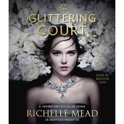 The Glittering Court ( The Glittering Court) (Unabridged) (Compact Disc)