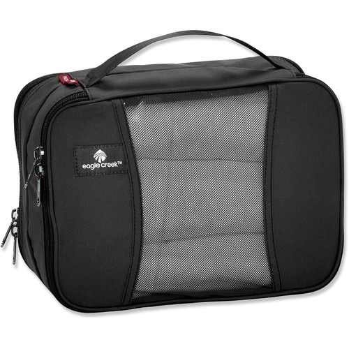 Eagle Creek Original Pack-It Clean/Dirty Half Cube [black]