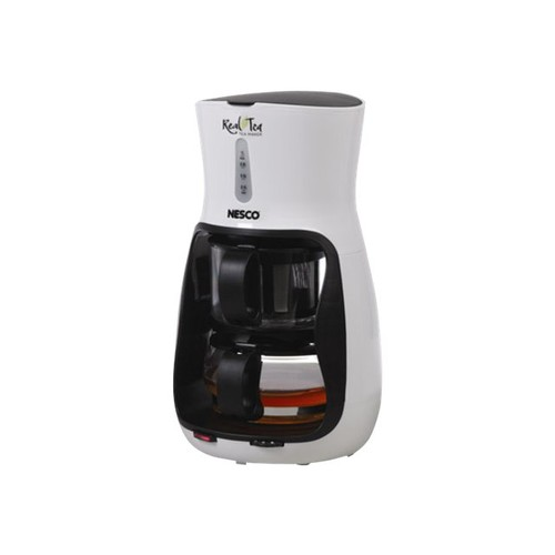 Metal Ware Corpation Nesco TM-1 1-Liter Tea Maker (White)