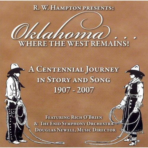 Oklahoma: Where The West Remains [CD]