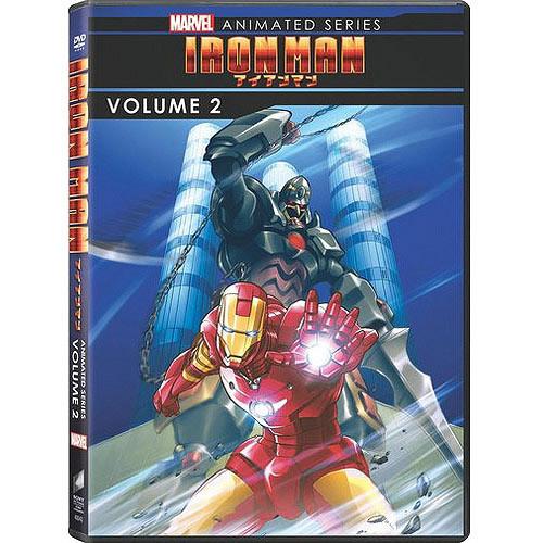 Iron Man: The Animated Series, Vol. 2 [DVD]