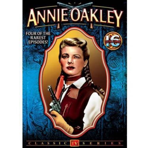 Annie Oakley, Volume 16: 4-Episode Collection