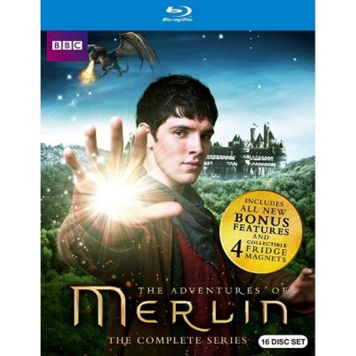 Merlin: The Complete Series [16 Discs] [Blu-ray]