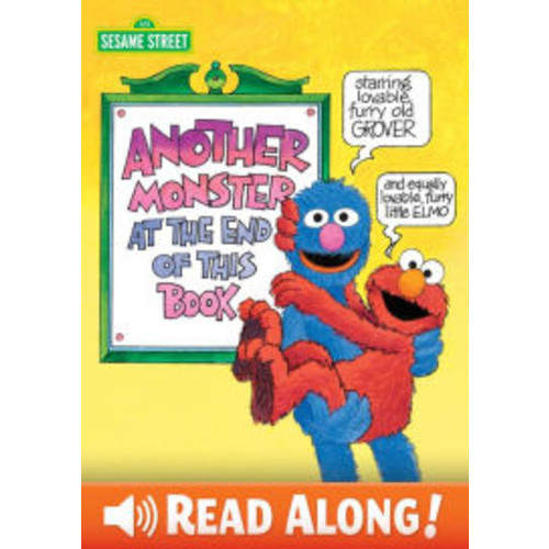 Another Monster at the End of This Book (Sesame Street Series)