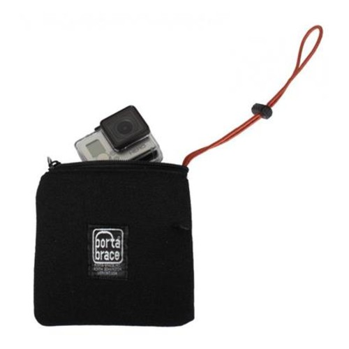 Porta Brace Soft Veltex Carrying Pouch for GoPro Hero Pocket Camera PB-GPP