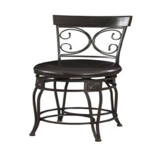 Powell Furniture Powell Big And Tall Back To Back Scroll Counter Stool