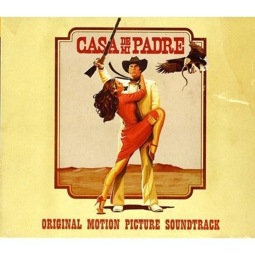 Casa De Mi Padre [CD]