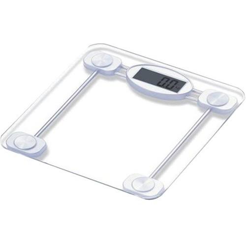 Taylor - Digital Bathroom Scale - Clear