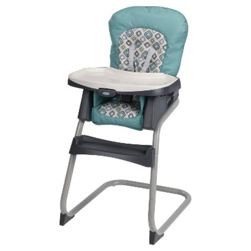 Graco Ready2Dine 2-in-1 High Chair & Portable Booster Seat