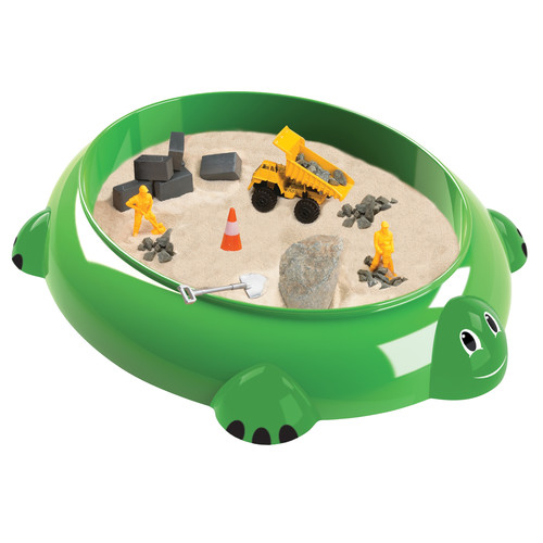 Be Good Co Sandbox Critters Play Set - Sea Turtle