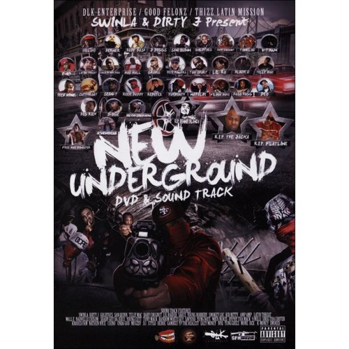 Underground [DVD/CD] [DVD]