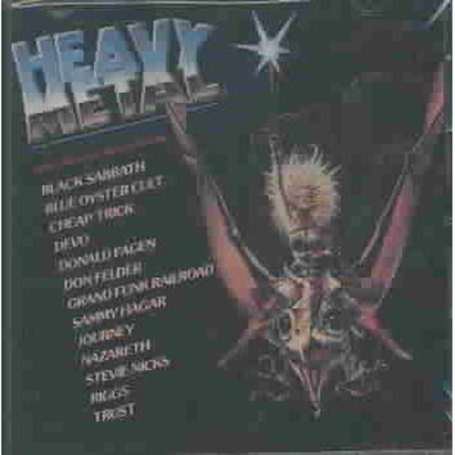 Various - Heavy Metal (ost)
