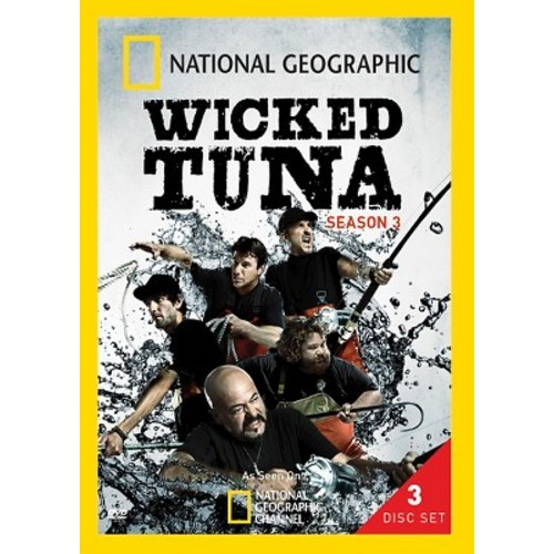 Wicked Tuna: Season 4 [3 Discs]