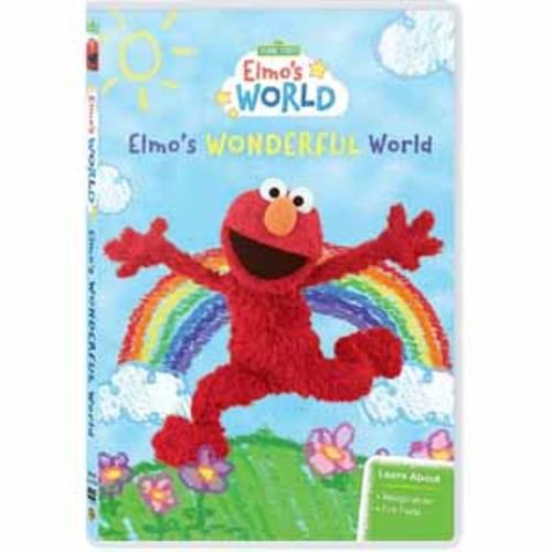 Elmo's World: Elmo's Wonderful World [DVD]
