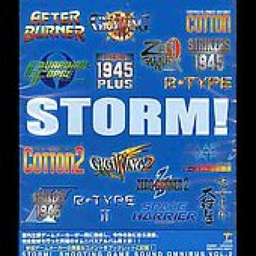 Storm! Shooting Game Sound Omnibus, Vol. 2 [CD]