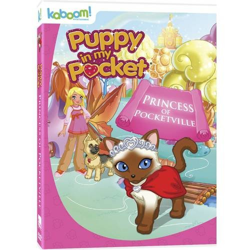 Puppy in My Pocket - Princess of Pocketville [DVD]