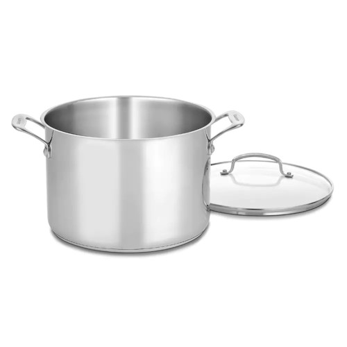 Cuisinart Chef's Classic Stainless Steel 10-qt. Stock Pot