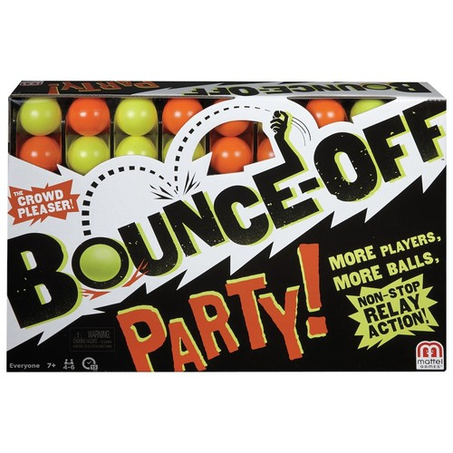 Bounce-Off Party by Mattel
