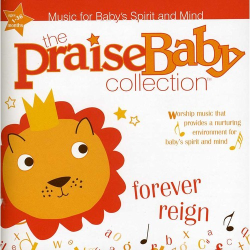 Various - Praise Baby Collection: Forever Reign