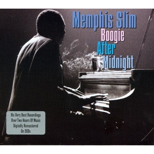 Boogie After Midnight [CD]