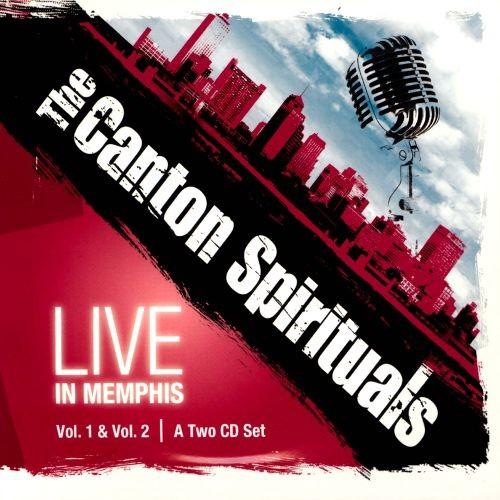 Live in Memphis, Vol. 1 & Vol. 2 [CD]