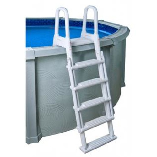 Blue Wave A-Frame Flip Up Ladder for Above Ground Pools