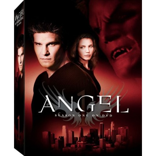 Angel: The Complete First Season (Full Frame)