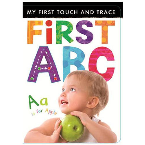 Touch & Trace Letters Book