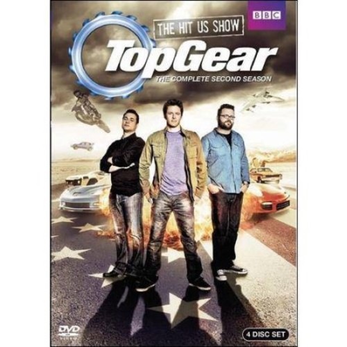 Top Gear: The Complete Second Season [4 Discs] [DVD]