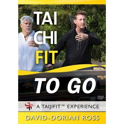 David-Dorian Ross: Tai Chi Fit - To Go [DVD] [2017]
