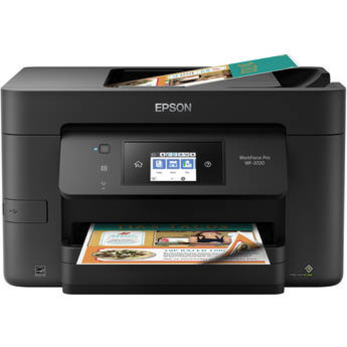 WorkForce Pro WF-3720 All-in-One Inkjet Printer