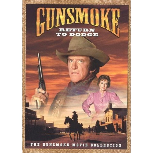 Gunsmoke - Return to Dodge