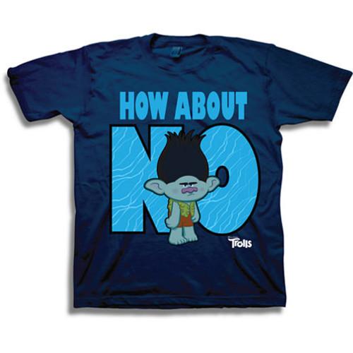 Trolls Graphic T-Shirt-Preschool Boys