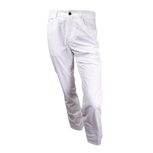 INC International Concepts Men's McGorry Pants (White, 32x32) - White - 32X32